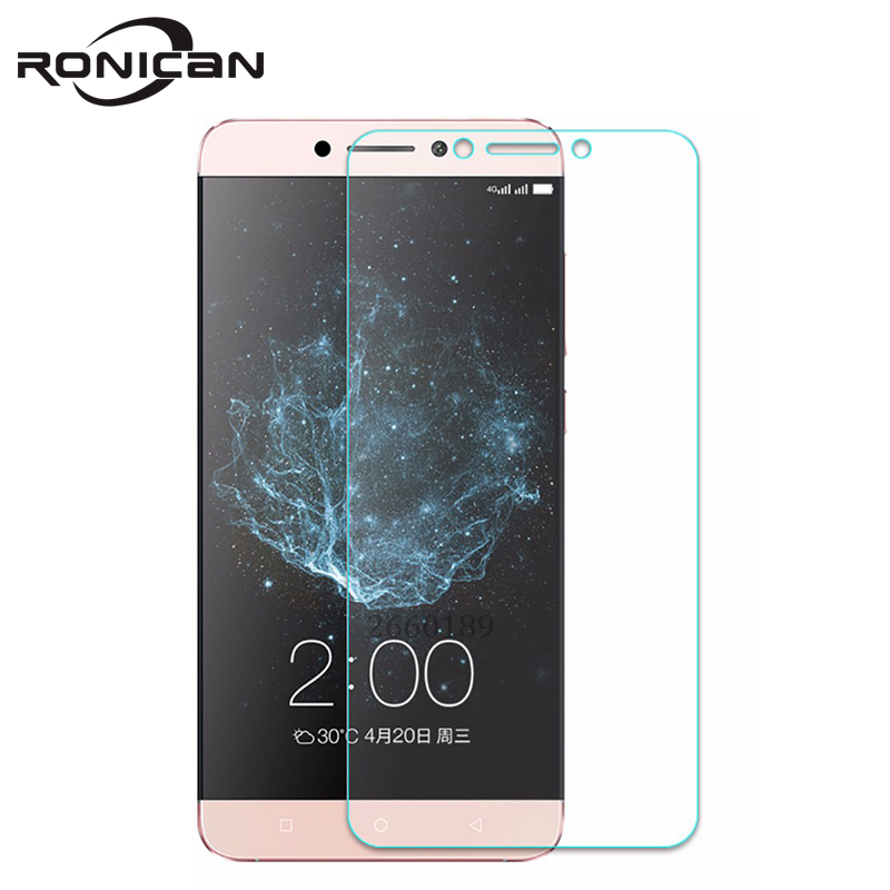 9H Tempered Glass for LeEco Le S3 X522 Case Cover Screen Protector Capa on Letv leeco le s3 helio X20 x622 x626 fundas