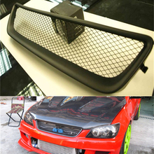 IS200 Matt Black FRP Front Grill Grille For Lexus IS200 1999-2004
