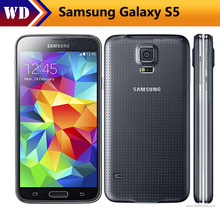 Original Samsung Galaxy S5 G900H i9600 SM-G900 Cell Phone Quad-core 3G GPS WIFI 5.1'' Touch Screen Unlocked Refurbished Phone(China)