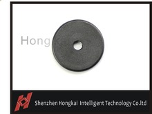 20pcs 125khz round LF rfid tags hole punched for laundry