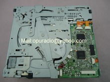 Clarion 6 CD changer mechanism drive loder PCB number 039278421 for Nisun 28185 JG41A Renault car CD radio 3pcs/lot