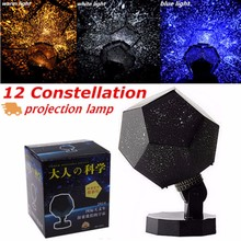 Celestial Star Cosmos Night Lamp Night Lights Projection Projector Starry Sky Modern Lighting Fixture Great Gifts For Christmas(China)