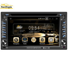 NaviTopia 6.2Inch 2G RAM Android 7.1 Car Multimedia DVD Player for Hyundai TIBURON 2001-2011 for Hyundai Tuscani 2001 2002-2011(China)
