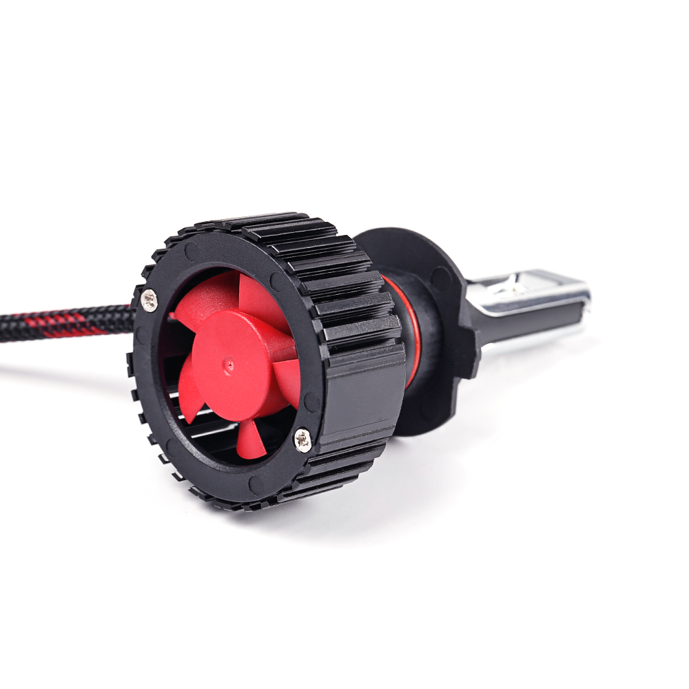 CN360 2PCS Car LED Light Headlight H4 H7 H8 H9 H11 9005 HB3 9006 HB4 12V 6500K LED Auto Bulb Headlamp Fog Lamp 60W 8000LM 12