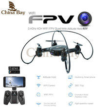 Newest FY603 Mini Drone With WiFi FPV Camera 2.4GHz 4CH 6-axis Gyro Quadcopter Altitude Hold Mode Rc Helicopter RTF Vs H37 Dron