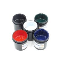 5pcs/lot Super PCB UV photosensitive inks, Green,White,Bule,Red,Black,which PCB UV curable solder resist ink,solder mask UV ink
