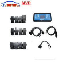 2016 Super quality MVP Key Programmer New Version MVP Pro Key Decoder Spanish/English No Token As Key Diagnostic Tool DHL free