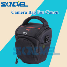 SLR Camera bag Shoulder Messenger Camera Case Bag For Canon EOS 1300D 1200D 1100D 800D 760D 750D 700D 80D 77D 70D 60Da 7D 6D 5Ds