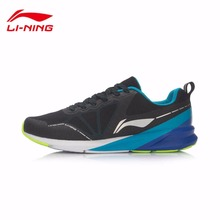 Li-Ning Original Shoes 2017 New Cushioned Shoes Men's Breathable Sneakers Classic Running Shoes Sneakers Sport Shoes Men ARHM027(China)
