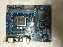 original motherboard for Gigabyte GA-H61M-D2-B3   LGA1155 ddr3 Desktop mini motherboard tested good!
