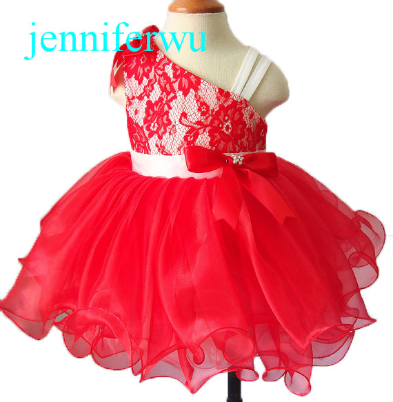 baby girl formal dress girl party and pageant  dresses flower girl clothes 1T-6T EB1008A<br>