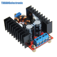 150W 10-32V to 12-35V 6A Step Up Voltage Charger Power DC-DC Boost Converter power supply Adjustable voltage regulator(China)
