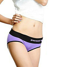 Buy Hot Selling Panties Heart Pattern Underwear Womens Seamless Briefs Panties Lingerie Knickers