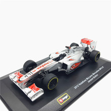 Bburago 1:32 F1 2012 Vodafone McLaren Mercedres MP4-27 #3 Jenson Button die-cast metal model car