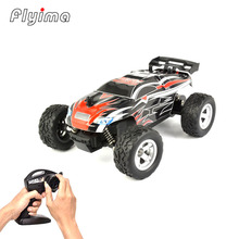 Flyima Electric Toys rc car Radio Controlled 1: 24 racing games cars Drift Remote Control Machine 2.4G Highspeed Toys for boys(China)