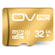 100% Original OV PRO Micro SD Card 32GB Class10 SDHC UHS-1 U3 Tarjetas SD Micro Carte SD 32GB  Flash Memory MicroSD TF Card