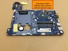 Free Shipping Best New For Lenovo G505 Notebook Motherboard VAWGA/GB LA-9912P with AMD E1-2100 cpu(China)