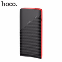 Buy HOCO Portable Power Bank Lithium Polymer 10000mAh Capacity Mobile Phone External Battery Charger LED Indicator Light for $17.99 in AliExpress store