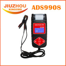 2017 New Arrival Professional Battery Tester Testing Tool ADS9908 Auto automotive Battery Analyzer ADS 9908 supply 12v 24v(China)
