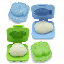 Boiled Egg Sushi Rice Mould Bento Maker Sandwich Cutter Moon Cake Decorating Decoration