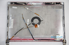 "Genuine NEW For Dell XPS M1330 Laptop 13.3"" RED LED LCD Back Cover Top Lid & Front Bezel & Hinges"