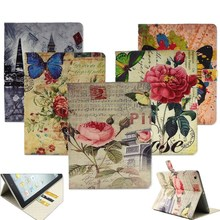 for ipad 2 3 4 Tablet Case for fundas The New Pad Cover for iPad 3 ipad 4 Case Cover 9.7 inch with wallet Stand Card Holder(China)