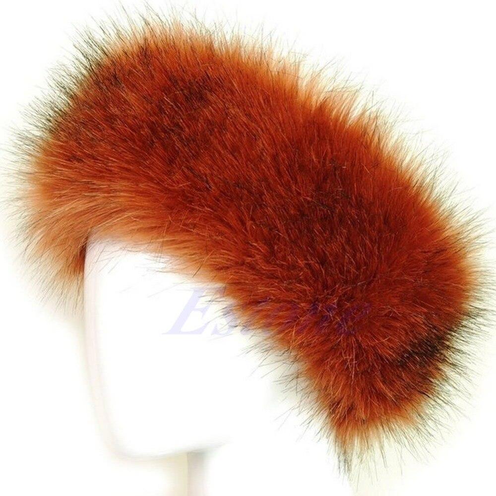 Fashion Womens Men Russian Cossack Style Faux Fox Fur Winter Hats Warm Ski CapÎäåæäà è àêñåññóàðû<br><br><br>Aliexpress