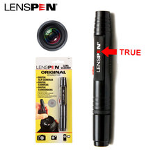 LENSPEN LP-1 Dust Cleaner Camera Cleaning Lens Pen Brush kit For Canon Nikon Sony Lenses & Filters Wipes for Glasses Duster