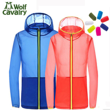 Outdoor windbreaker jacket sun protection clothing Travel jacket for women men coat Quick-drying Breathable fishing clothing