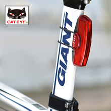 CATEYE MTB Mountain Road Bike Taillight&Front Light  RAPID X  TL-LD700 With USB Rechargeable 16LED  Night Riding Accessories.
