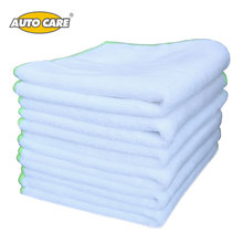 AutoCare 6PCS Ultra Soft Microfiber Towel Car Washing Cloth for Car Polish& Wax Car Care Styling Car Cleaning Microfibre 35*35cm