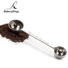 Measuring-Spoon Stainless-Steel Tea Double-End-Sugar Kitchen 1pc