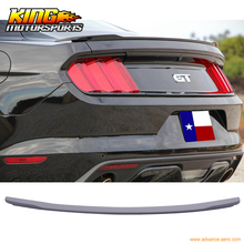 Limited Time Sale For 15-16 Ford Mustang GT Factory Style ABS Trunk Spoiler (Primer)(China)