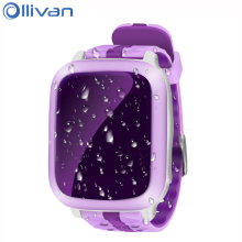 Olivan GPS Positioning Children Smart Watch Waterproof SOS Monitor Child Baby Smartwatch Anti-lost GPS Tracker Kids Phone Watch
