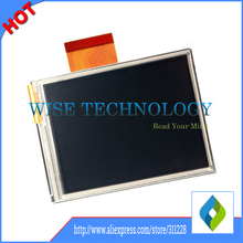 100% orignal TX09D83VM3CEA REV.D touch screen+lcd screen MIO p350 550 c510 lcd(China)