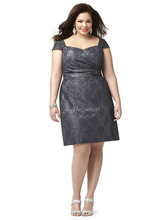 Hot Plus Size Lace Short Bridesmaid Dresses Fast Shipping Buy Direct From China Cheap Women Party Dresses For Bridesmaid
