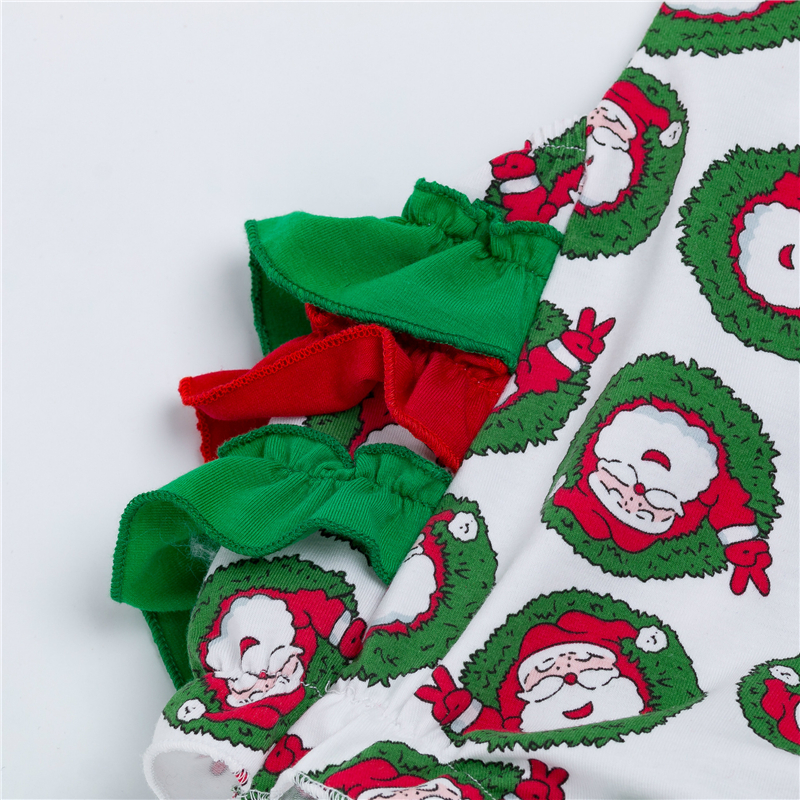 f3441021545 Detail Feedback Questions about Baby Lace Christmas Santa Claus ...