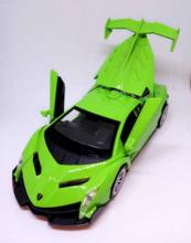 DIE CAST CAR, scale 1/32, Car Model Collection, 3doors, With Light and music, Free Shipping