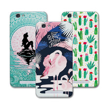 For ZTE A610 Case Cover For ZTE Blade A610 Case Mermaid Painting Soft TPU Protective Back For ZTE BA610 Blade A610 A 610 Case