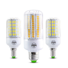 LED Lamp 110V 220V LED Light Bulbs E27 2W 3W 4W 5W 6W 7W 8W 10W Lampada Corn Light for Living Room Lighting(China)