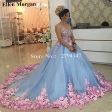 Saudi Arabia Beautiful Wedding Dresses 2017 Lace Vestido De Noiva Weding Princess Tulle Lace African Girls Cheap Bridal Gowns