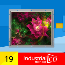 19 Inch Squarescreen Open Frame Monitor With HDMI and BNC interface/1280*1024 Resolution LCD Monitor PC(China)