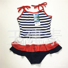 2016 girl one piece baby swimwear kids girls swim wear swimsuit toddler print cheap china clothes free shipping for  WJS-201