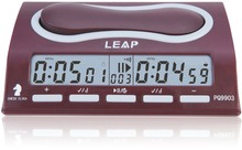 LEAP PQ9903A Professional Chess Timer 29 Timing Modes Countdown Clock Delay Bonus Competition Master Tournament Pro Board Game(China)