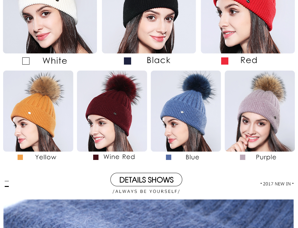 women's winter hats MZ750 (5)
