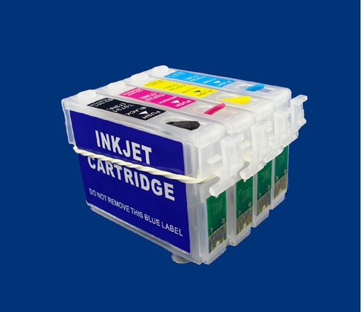 T1711 Refillable Ink Cartridge for Epson XP-103 XP-203 XP-207 XP-303 XP-403 XP-406 XP-407 XP-323 XP-313 XP-413 XP-423<br><br>Aliexpress