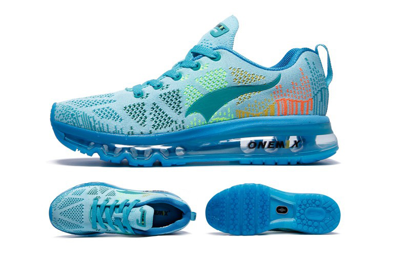 ONEMIX Women Running Shoes Weave Breathable Sport Shoes Air Cushion for Women 17 New Sneakers Athletic Outdoor Sport Shoes 20