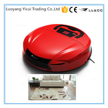 Free shipping Mini Intelligent Robotic Vacuum Cleaner/Floor Cleaner Sweeper(China)