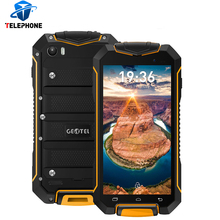 Original GEOTEL A1 MTK6580M Quad Core Android 7.0 Mobile Phone 4.5 Inch Waterproof Cell Phone 1G RAM 8G ROM Unlock 3G Smartphone