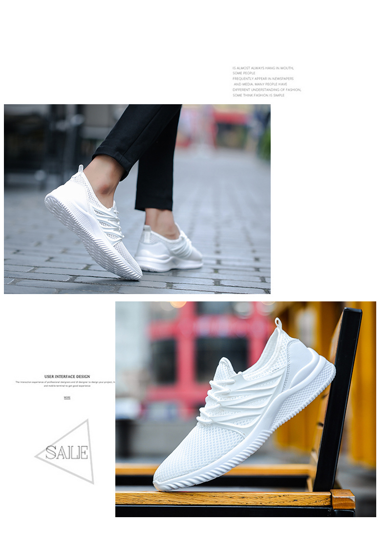 2018 New Arrivals Men's Fashion Summer Casual Shoes Man Sneakers Breathable Trainers Male Footwear Adult Krasovki Plus Size 45 54 Online shopping Bangladesh